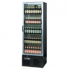 Infrico ZXS10: Single Door Upright Bottle Cooler with Aluminium Door
