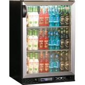 Infrico ZXS1: Single Door Bottle Cooler with Aluminium Door