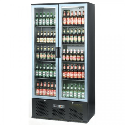 Infrico Zxs20 Double Door Upright Bottle Cooler With