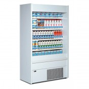 Mondial Elite Slim 90L: 1mt Multideck Display in White Finish. Supplied with FULL parts and labour warranty!