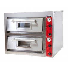 Pantheon PO4+4: Double Deck Pizza Oven