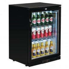 POLAR GL011: 128Ltr Back Bar Beer Cooler 850mm High with LED Lighting & 2 YEAR FULL WARRANTY