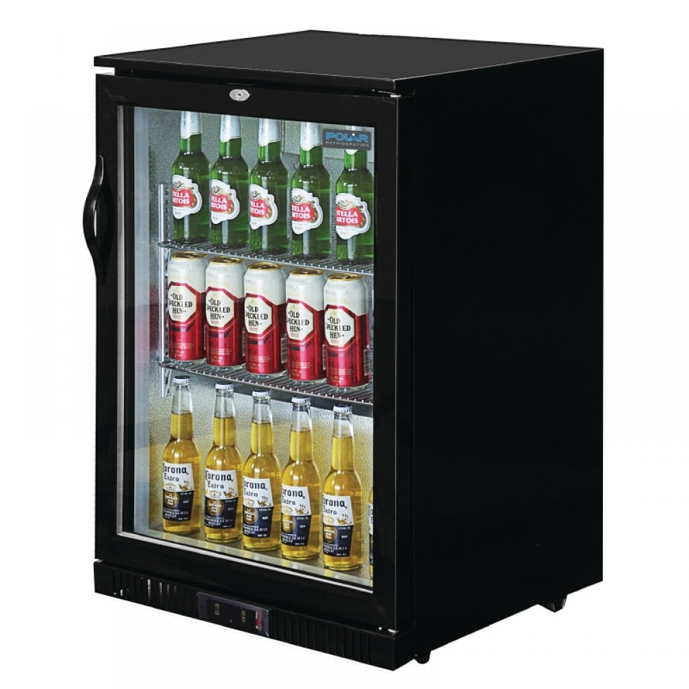 Polar Gl001 138ltr Back Bar Beer Cooler 900mm High With