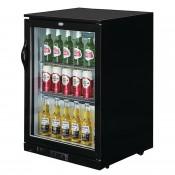 POLAR GL001: 138Ltr Back Bar Beer Cooler 900mm High with LED Lighting & 2 YEAR FULL WARRANTY