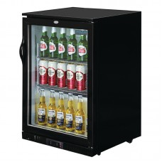 POLAR GL001: 138Ltr Back Bar Beer Cooler 900mm High with LED Lighting & 2 YEAR FULL WARRANTY