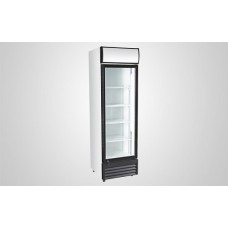 Kool UD400ALC Single Door Upright Display Chiller
