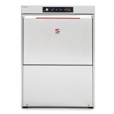 Sammic S-60B SUPRA Range 500mm 3 Phase Dishwasher with Constant Rinse Temperature System and Drain Pump