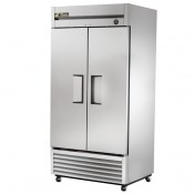 True T-35F: 991Ltr Reach-In Double Door Freezer - Heavy Duty