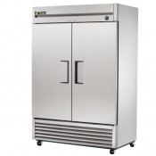 True T-49FZ: 1388Ltr Reach-In Double Door -10°F Freezer - Heavy Duty