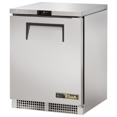 True TUC-24-HC: 147Ltr Solid Door Undercounter Refrigerator - Heavy Duty