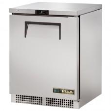 True TUC-24-HC: 147Ltr Solid Door Undercounter Refrigerator - Heavy Duty