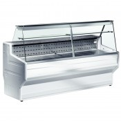 Zoin Hill DE820-100: 1mt Slimline Deli Serve Over