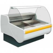 Igloo Basia 250F: 2.5m Fresh Fish Serving Counter