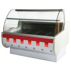 Igloo Basia 250: Igloo Basia 2.5mt wide Deli Serve-over