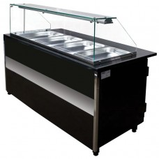 Igloo GLC-1000: Gastroline Chilled Food Service Counter 1m