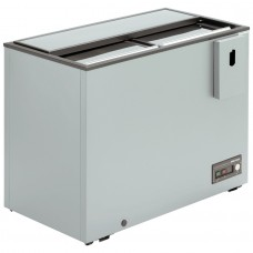 Arcaboa Alfa 1100: 1.1m Sliding Top Bottle Cooler - 281Ltr