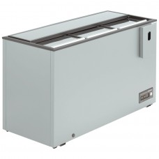 Arcaboa Alfa 1400: 1.4m Sliding Top Bottle Cooler - 380Ltr
