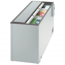 Arcaboa Alfa 1800: 1.8m Sliding Top Bottle Cooler - 508Ltr