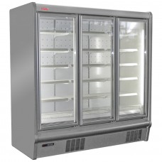 Oscartielle Argus 200BT: Triple Glass Door Display Freezer - 855Ltr