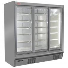Oscartielle Argus 200BT: Triple Glass Door Display Freezer - 855Ltr