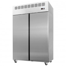 Interlevin CAF1250: 1250lt Gastronorm Freezer - Medium to Heavy Duty
