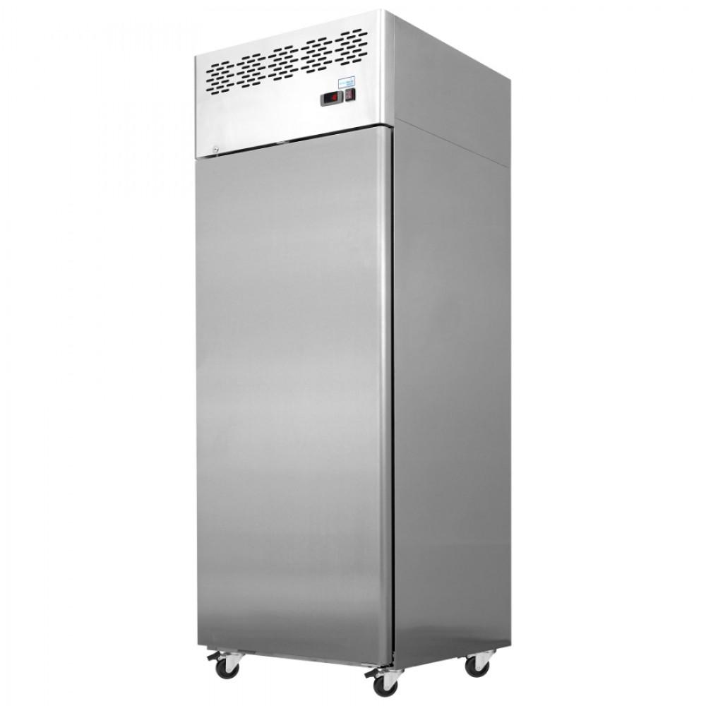 Interlevin caf650 640lt gastronorm freezer medium to for 1 door freezer