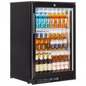Interlevin EC10H: 142Ltr LOW-ENERGY Single Door Back Bar Cooler - ECA Approved