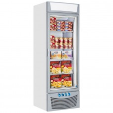Iarp EIS45: Single Glass Door Display Freezer - 379Ltr