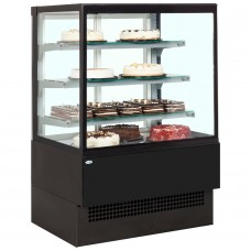 Interlevin EVOK1800: 1.8m Refrigerated Patisserie Display Cabinet