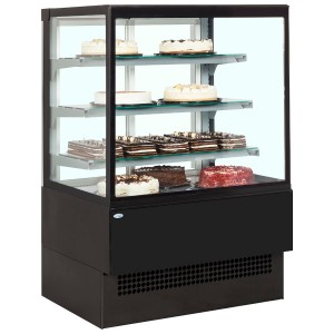 Interlevin EVOK1200: 1.2m Refrigerated Patisserie Display Cabinet