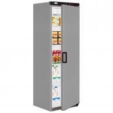 Interlevin PVX40M: 380ltr Single Door Fridge - Stainless Steel - Special Offer Price - Limited Stock!!