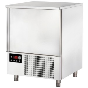 Mercatus Y2-7: Blast Chiller / Freezer