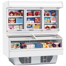 Framec Samba Combi 180N: Wall Site Combi Freezer