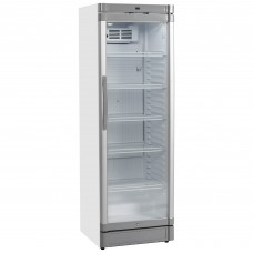 Tefcold GBC375: Glass Door Display Fridge