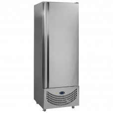 Tefcold RK500: 450ltr Steel Commercial Chefs Refrigerator - Medium Duty