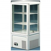 Tecfrigo Micron II: 93Ltr Refrigerated Glass Display - Special Offer Price - Limited Stock!!