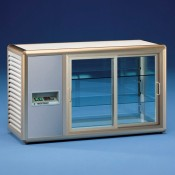 Tecfrigo Minimax 200 Q GBT: 1.2m Counter Top Display Freezer - 200Ltr