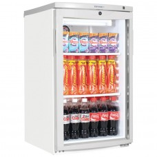 Tefcold BC145: Under Counter Glass Door Chiller