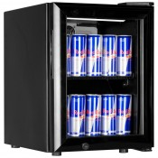 Tefcold BC30: 22Ltr Chilled Countertop Display Cabinet - Black