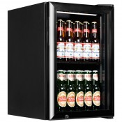 Tefcold BC60: 67Ltr Chilled Countertop Display Cabinet - Black