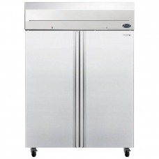 Tefcold RF1420: 1410lt Double Door Gastronorm Freezer