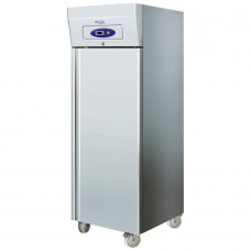 Tefcold RK505: 466Ltr Steel Commercial Chefs Refrigerator - Medium to Heavy Duty