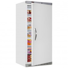 Tefcold UF550: 550ltr Single Door Freezer - White