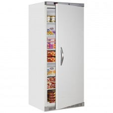 Tefcold UF600: 600ltr Single Door Freezer - White
