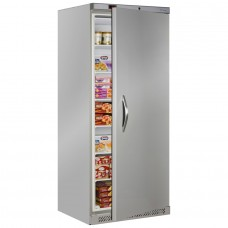 Tefcold UF600S: 600ltr Single Door Freezer - Stainless Steel