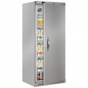 Tefcold UR600S: 600ltr Single Door Refrigerator - Stainless Steel