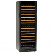 Tefcold TFW365-2: Dual Zone Upright Wine Cooler (Up to 154 bottles)