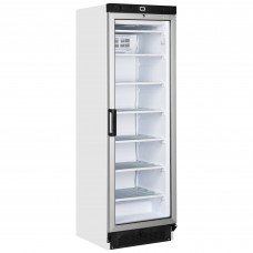 Tefcold UFG1380: Glass Door Display Freezer