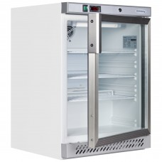 Tefcold UR200G: Undercounter Glass Door Fridge
