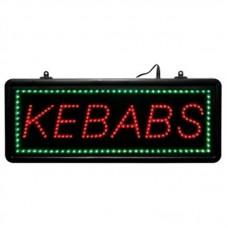 Code CD976: KEBAB LED Display Sign
